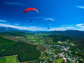 Australian National AAA Bright Paragliding Open