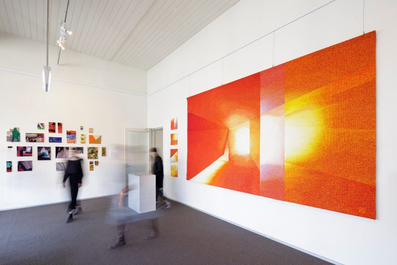 The Australian Tapestry Workshop Galleries