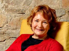 Author talk - Jackie French for children