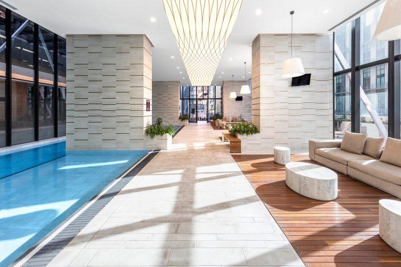 Avani Melbourne Central Residences-Pool