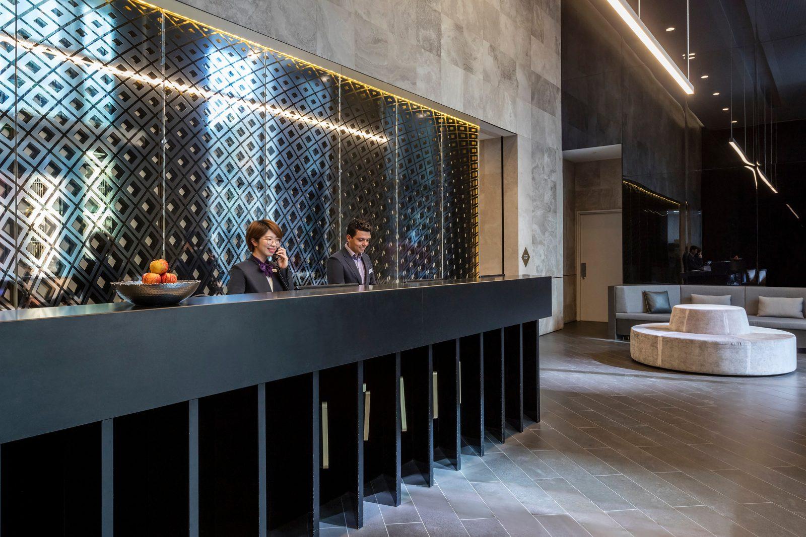 Avani Melbourne Central Residences-Reception-2-HR