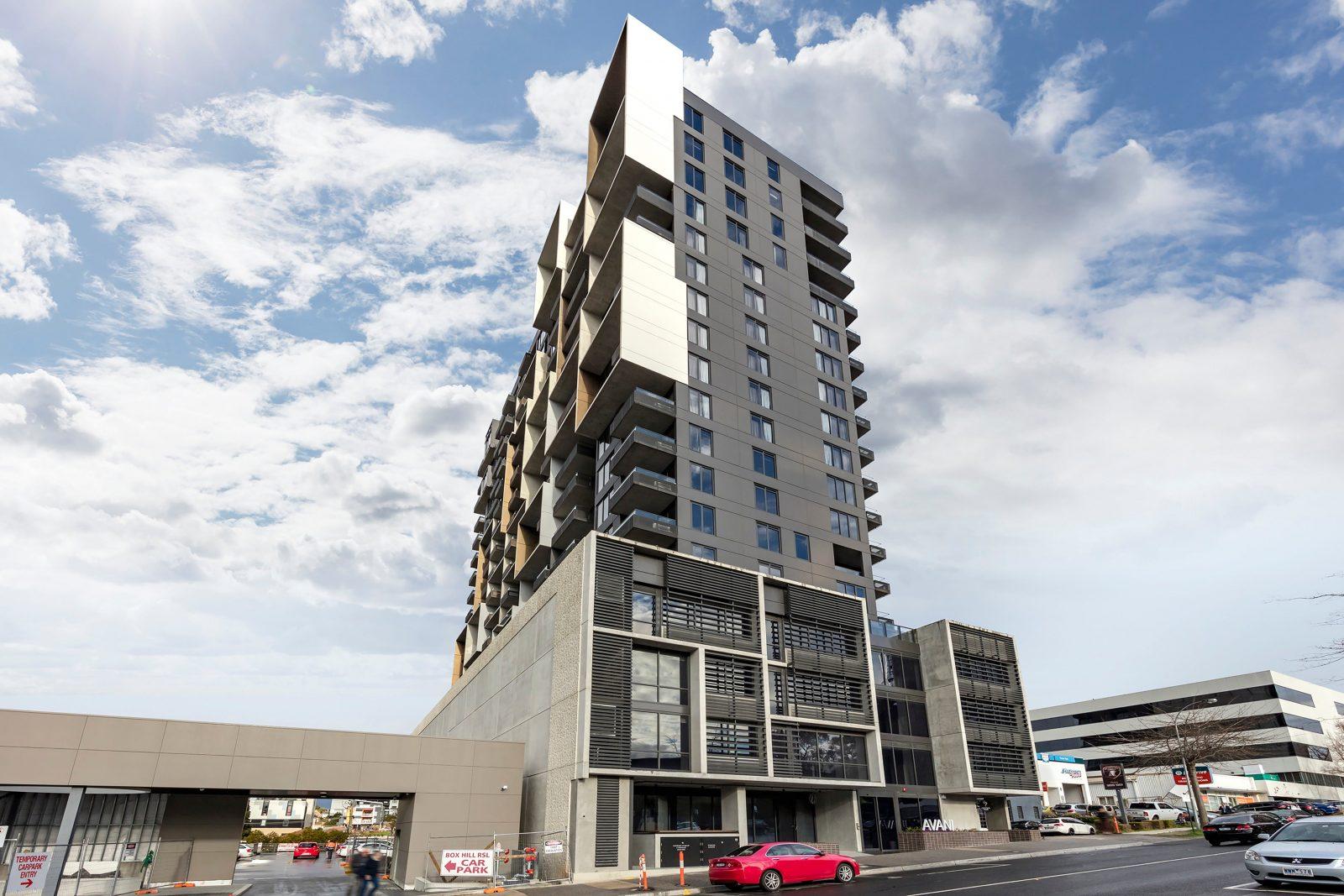 Avani Melbourne Box Hill Residences-Exterior-1-HR