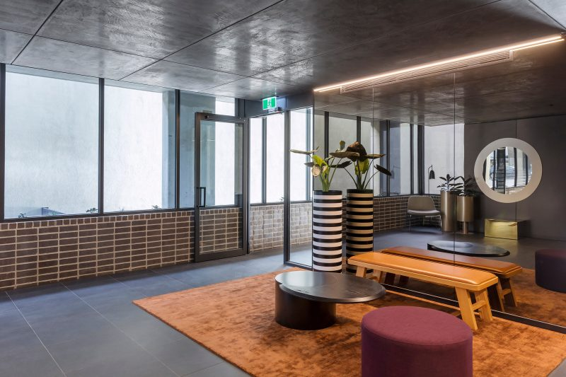 Avani Melbourne Box Hill Residences-Reception-Lounge-HR