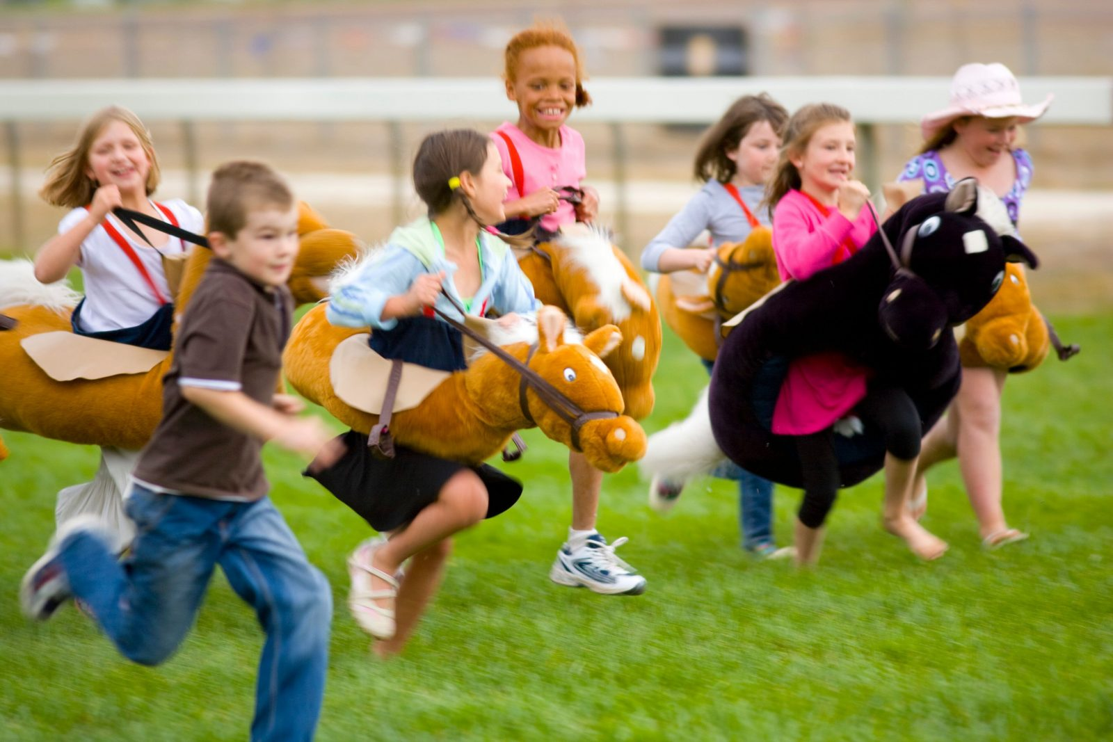 Bring the kids for a fun day out at Avoca Autumn Race Day.