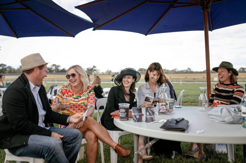 Gather your friends for a day at the Avoca Autumn Races