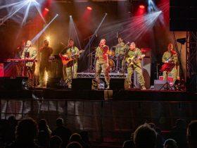 The Australian Army Rock Band