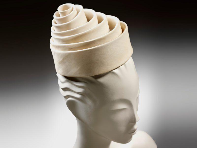 Silk hat, Cristóbal Balenciaga, Paris, 1962