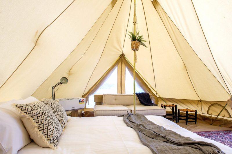 Glamping Accommodation - Bendigo Victoria