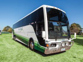 Ballarat Coachlines Tour Coach