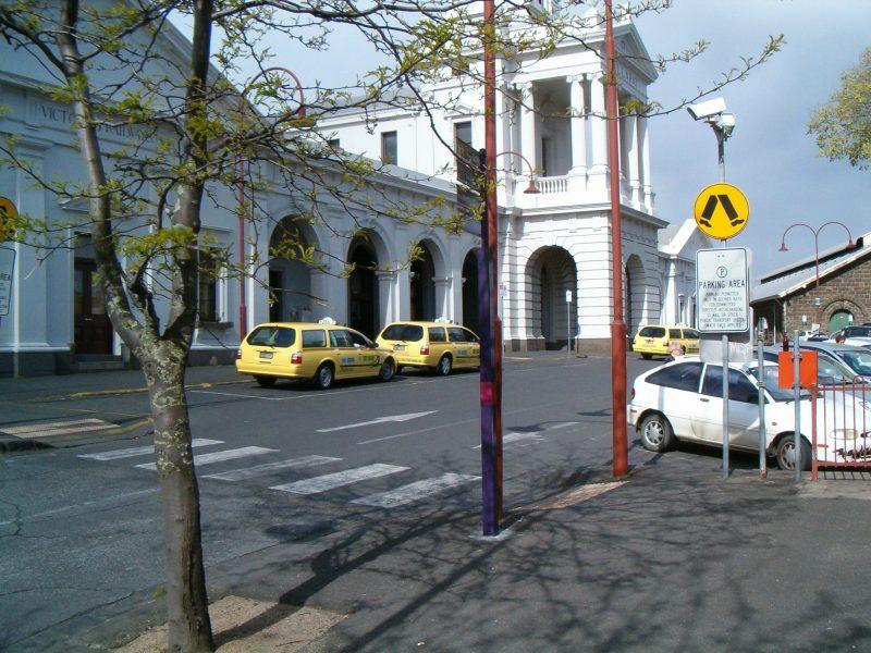 Ballarat Taxis Limited