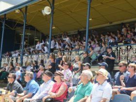 Ballarat Cup Grandstand