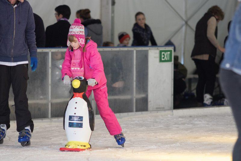 Ballarat Winter Festival - Pop-Up Ice Rink