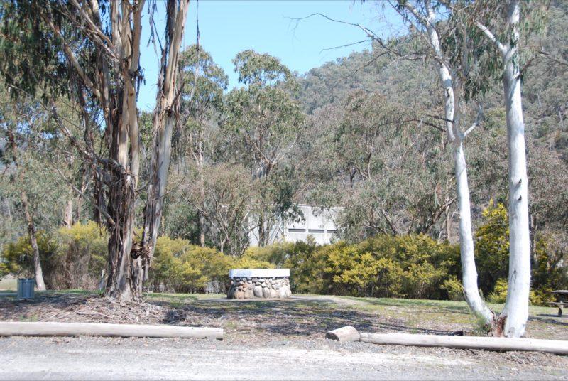 Banimboola Power Station Picnic Area