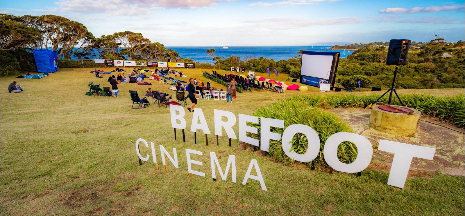 Barefoot Cinema - Portsea