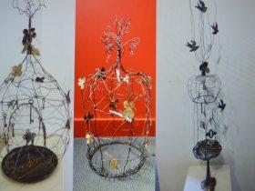 Regina Dudek - Barmy Birdcages