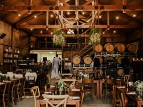 Dreamy weddings at Barn & Co