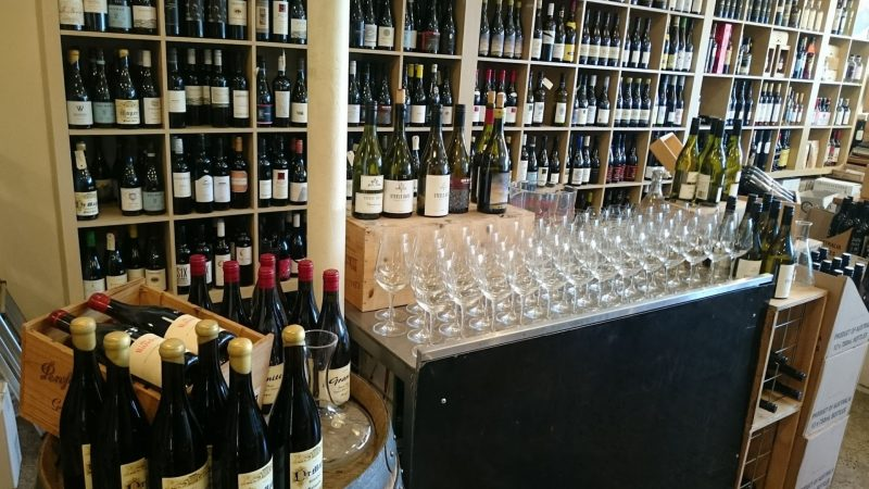 Barrique Wine Store