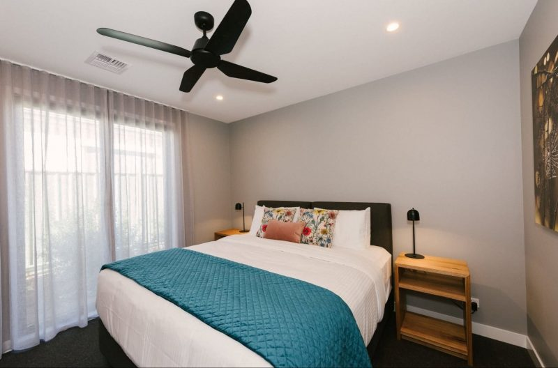 Basq Stays - bedroom