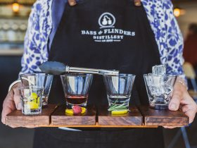 Bass & Flinders Gin Flight