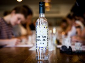 Blend your own bespoke gin