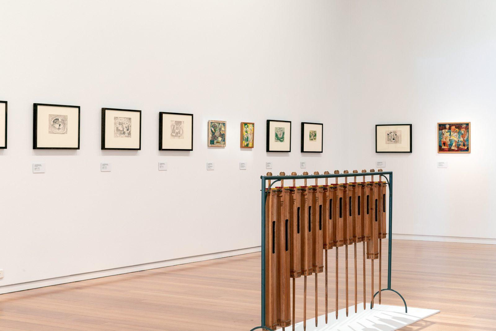 Bauhaus centenary - Ludwig Hirschfeld Mack
