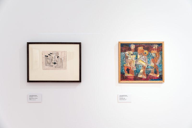 Bauhaus centenary—Ludwig Hirschfeld Mack