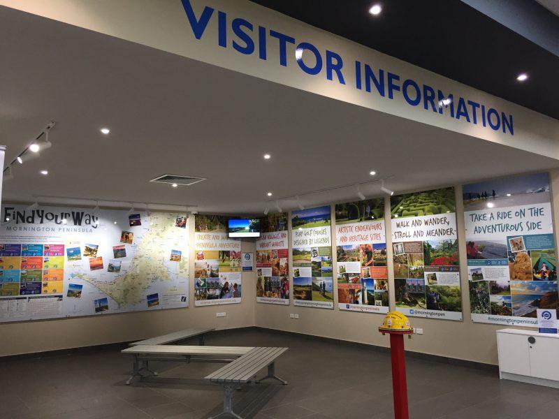 Baxter visitor information