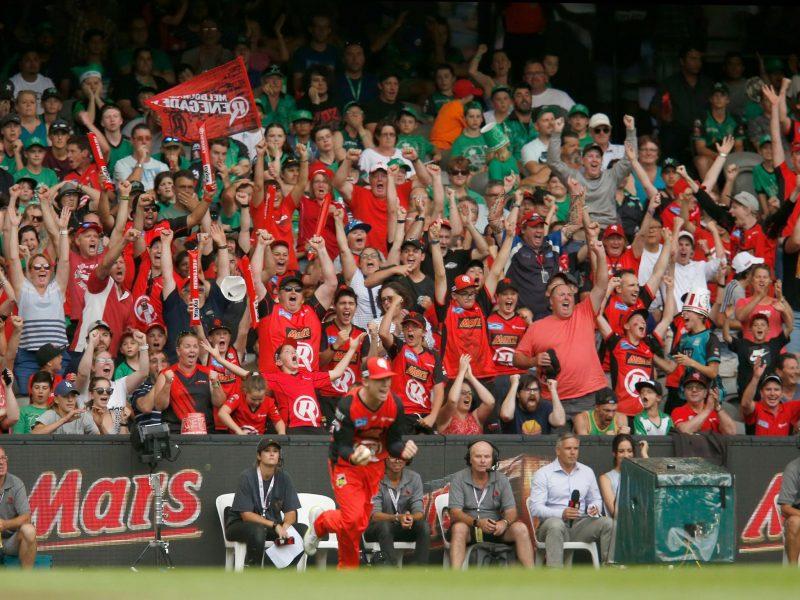 Melbourne Renegades Fans