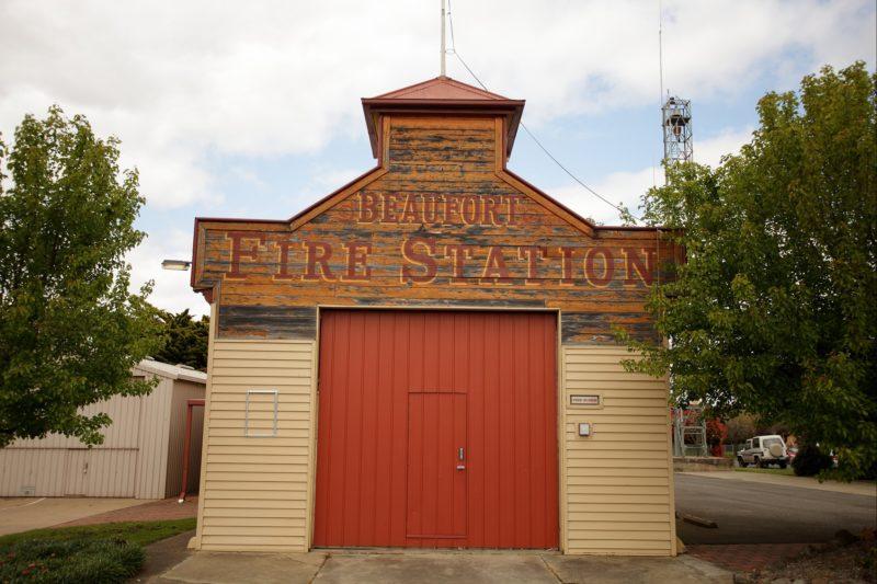 Beaufort Garage