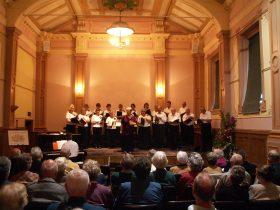 Beechworth Singers at Beechworth Town Hall