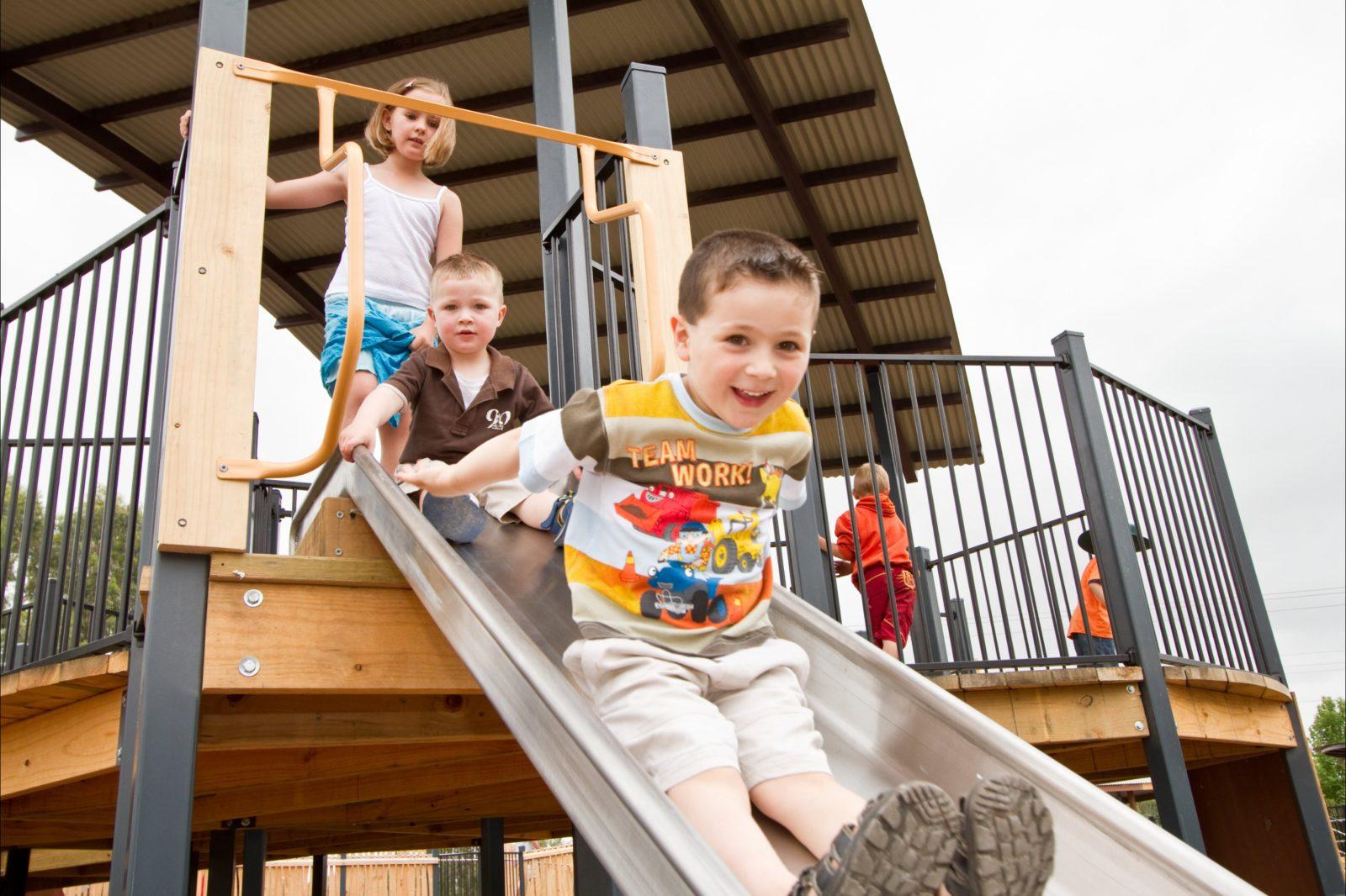 Belvoir Park Playground