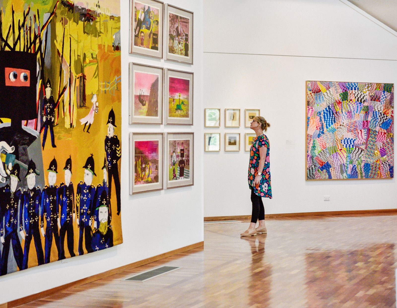 Future Perfect: Celebrating 50 Years of Benalla Art Gallery, collection exhibition 2018 to 2019