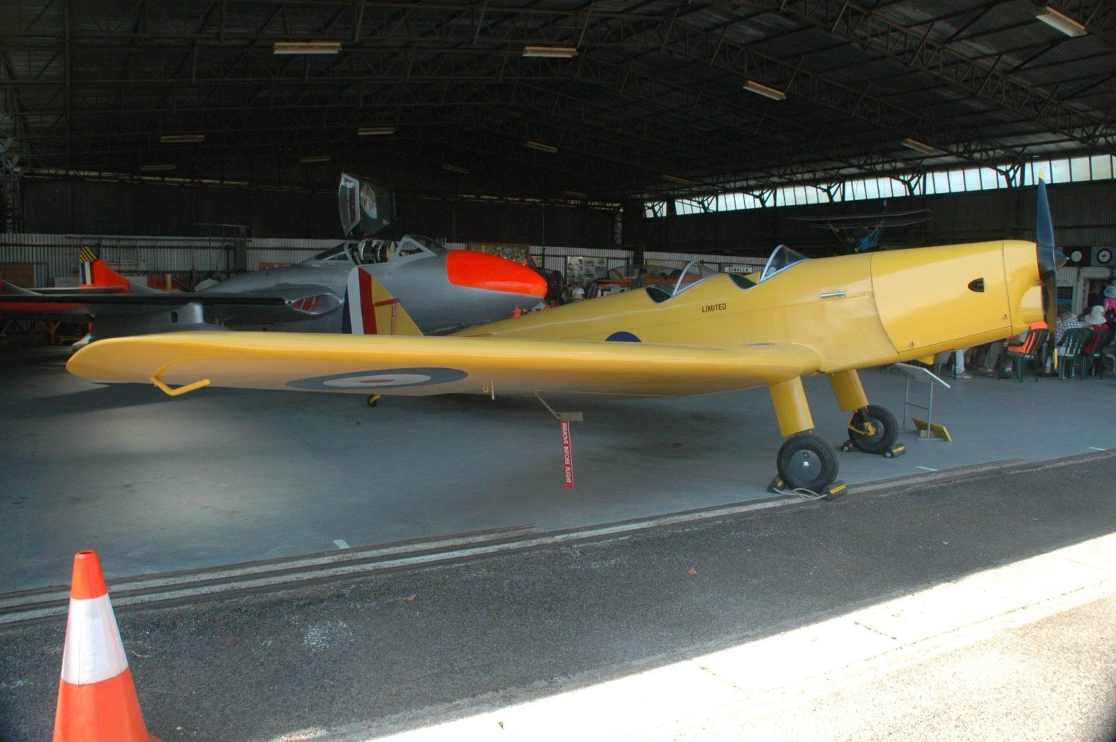 Benalla Aviation Museum Inc