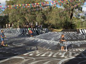 Benalla Skate park
