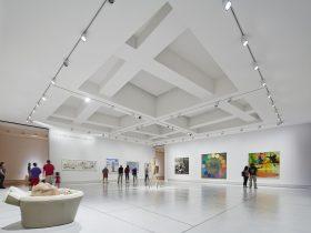 Contemporary art spaces - Bendigo Art Gallery