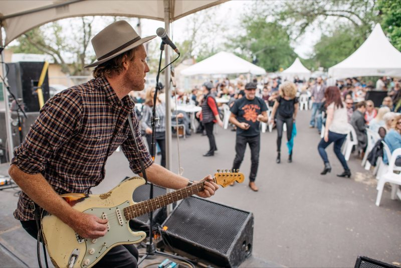 Bendigo Blues and Roots Festival