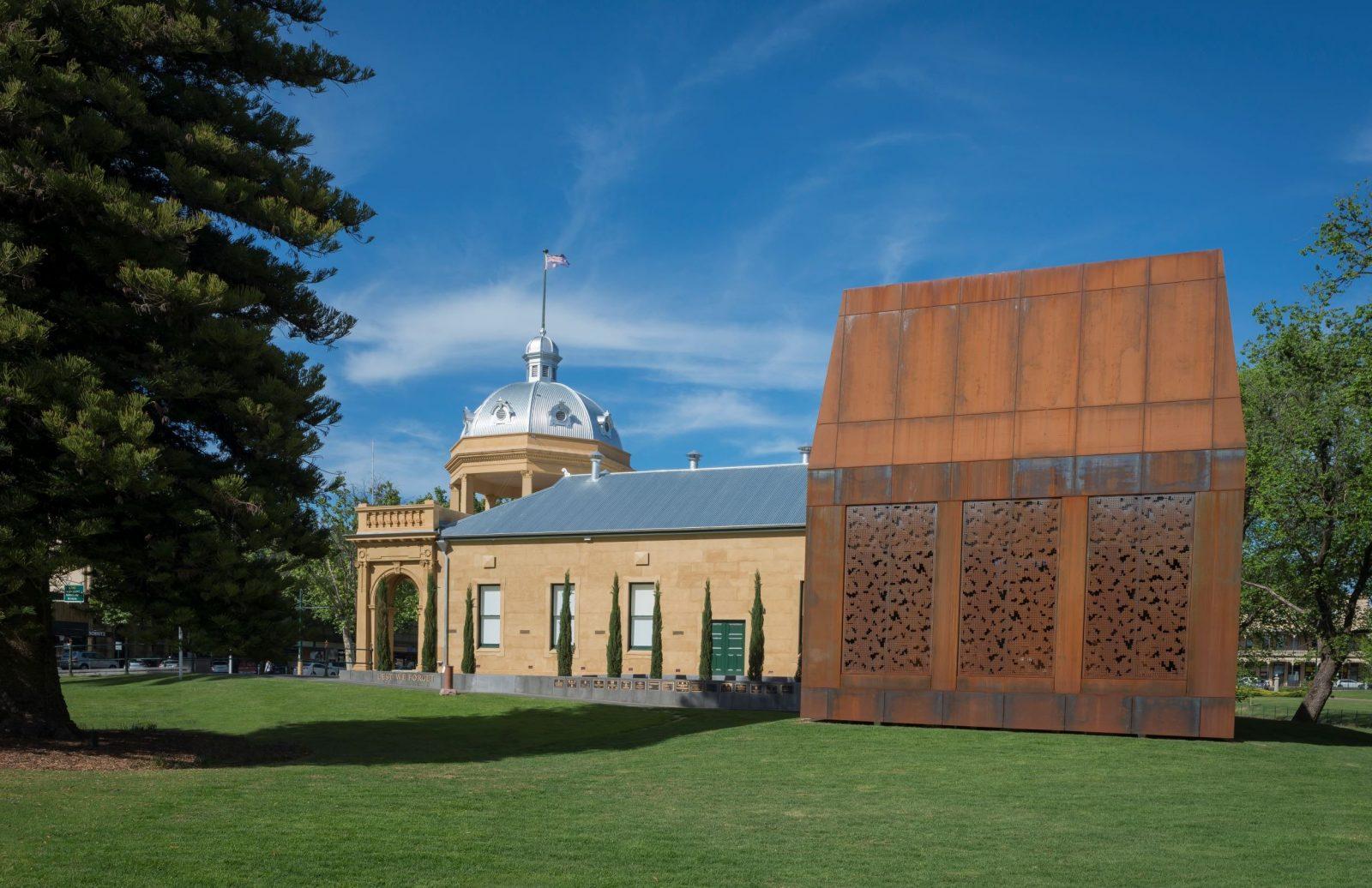 Bendigo Soldiers Memorial Institute Military Museum