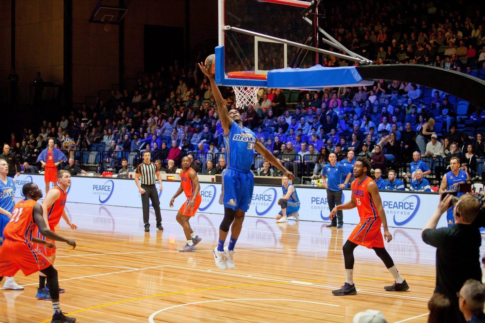 Bendigo Stadium Basketball