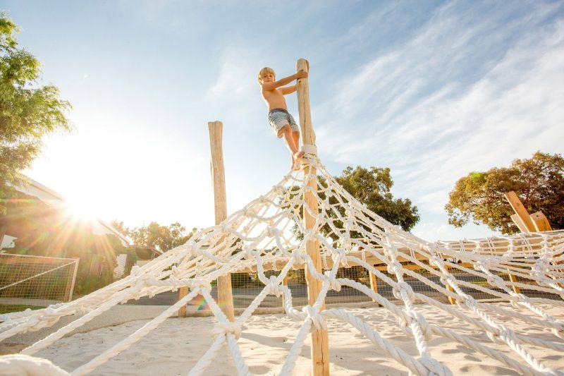 BIG4 Anglesea Holiday Park playground