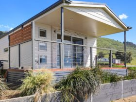 BIG4 Apollo Bay Pisces Holiday Park Ocean View Villa