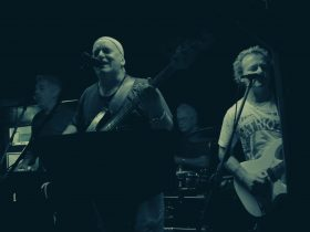 Blast Tango live at the Micawber Tavern - Belgrave