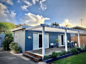 Blue Beach House - Queenscliff
