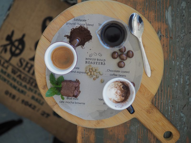 Boneo Road Roasters Coffee Tasting Experience