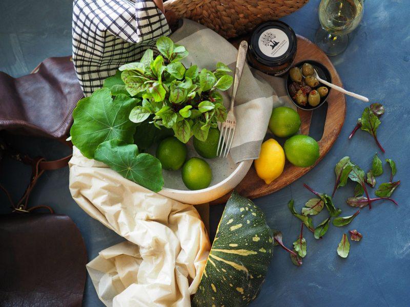 blue mini eatery emporium events - gourmet produce