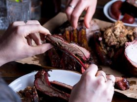 Bluebonnet's Signature Ribs