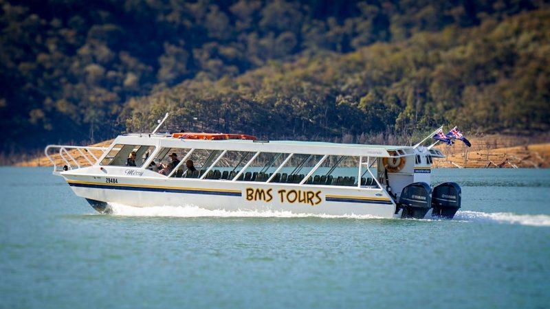 BMS Tours Lake Eildon