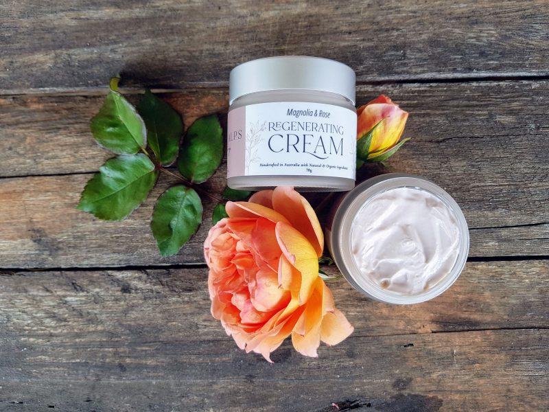 Magnolia & Rose Facial Cream