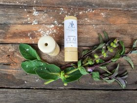 Pepperpint & Sage Clay Deodorant