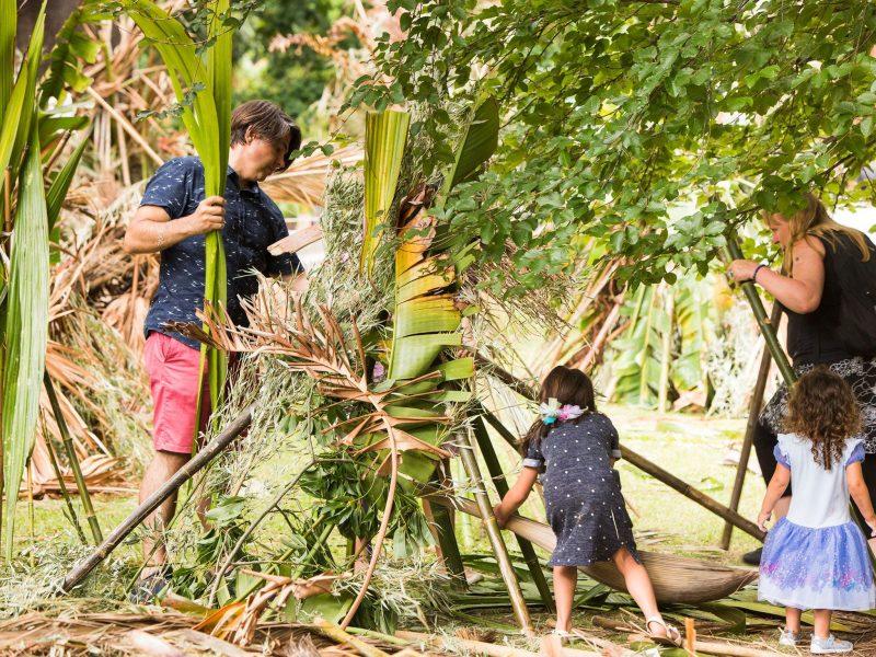 Botanica: A Village Among the Oak Trees