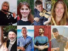Boxwood concert artists include heroes of flutes, fiddles, harps, song and more.